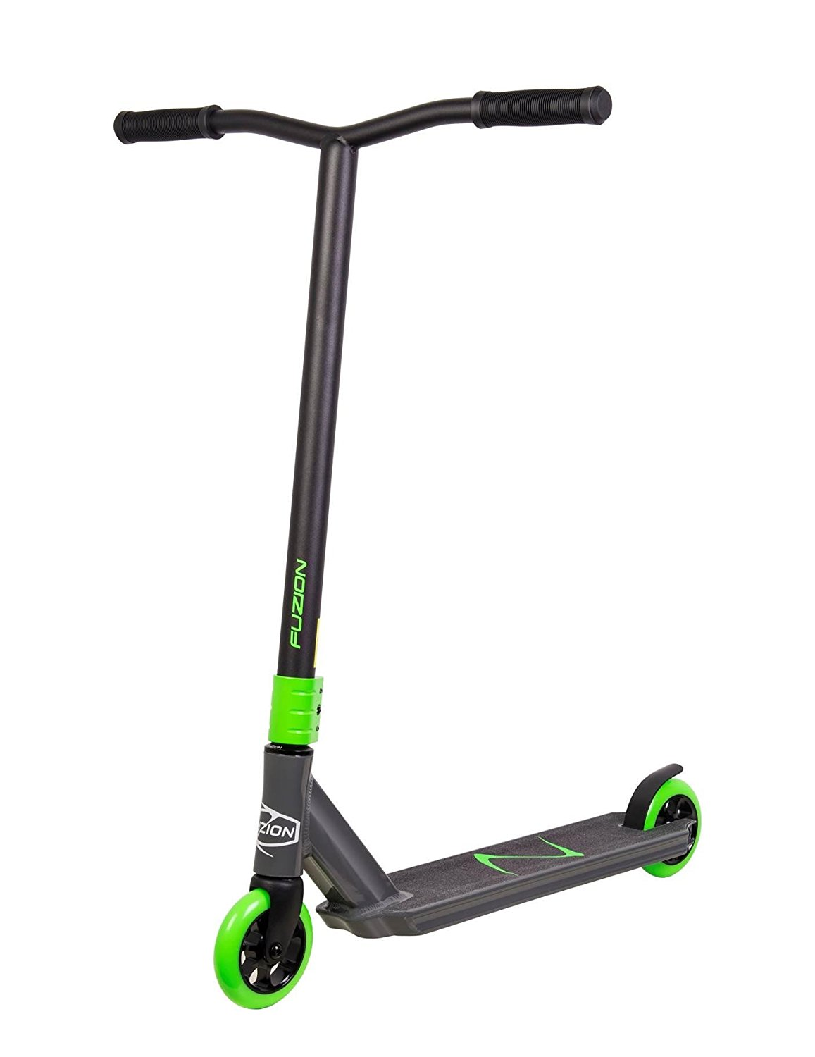 Fuzion Z300 Pro Scooter Green