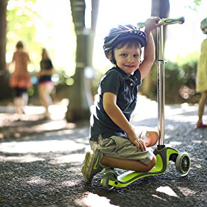 Globber 3 Wheel Scooter Review