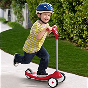 Radio Flyer Scooter Review